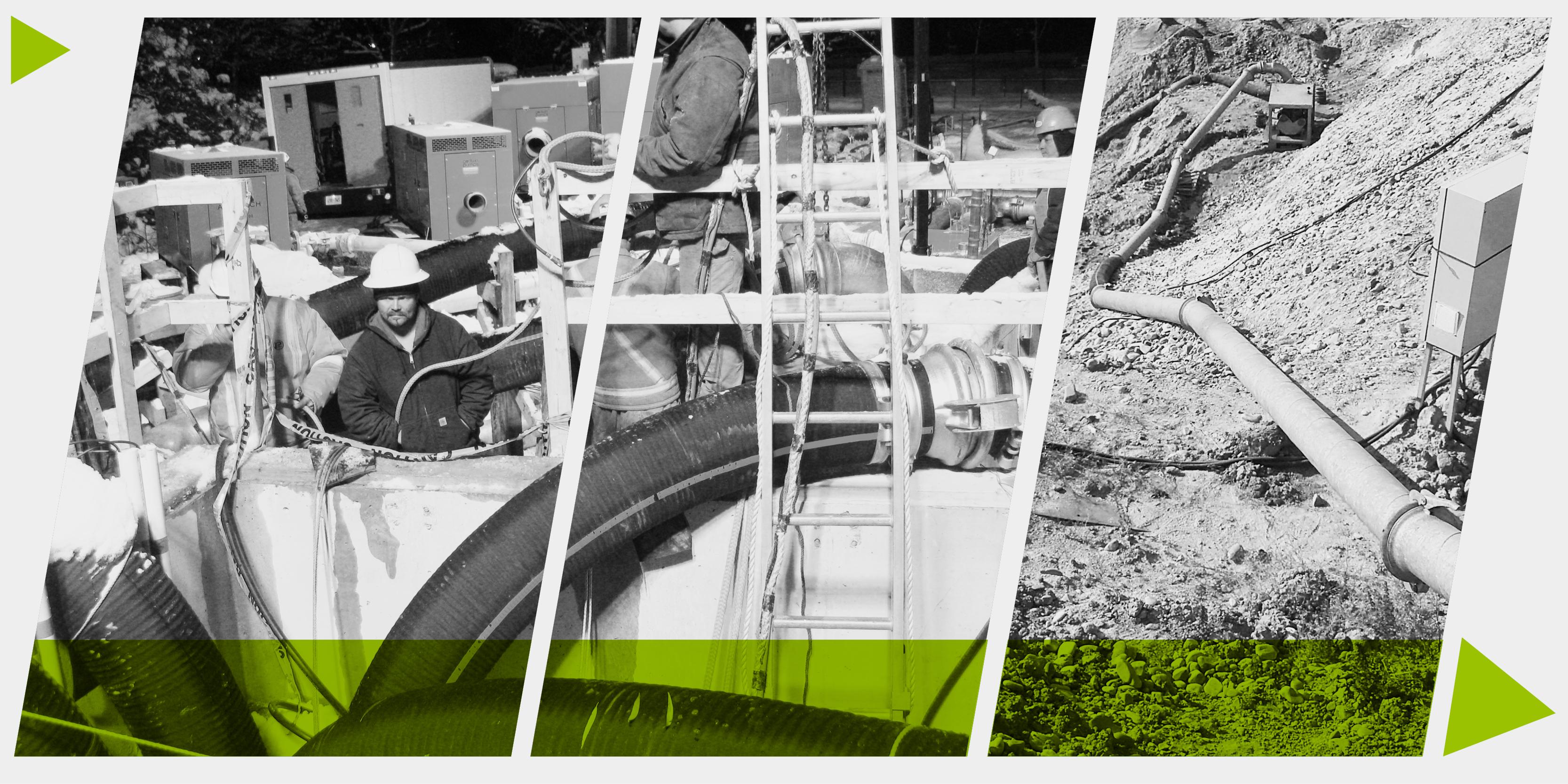 raccordi sferici per l'irrigazione, drenaggio, svuotamento