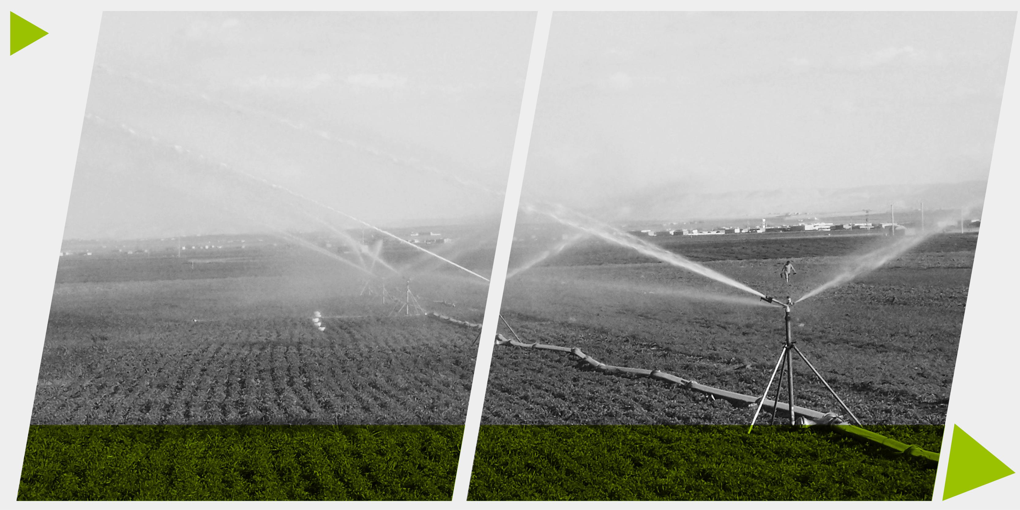 raccordi sferici per l'irrigazione type D dallai